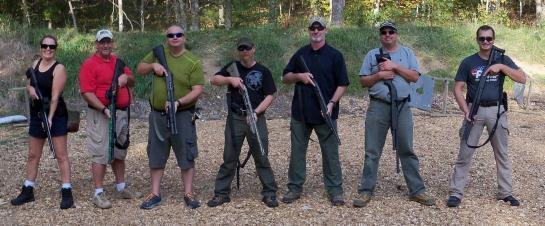 Shotgun Group Photo